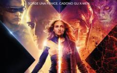 Torna la Fenice Nera, con poster e trailer di X-Men: Dark Phoenix