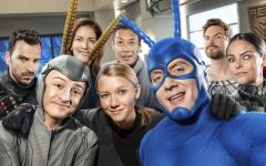 La seconda stagione di The Tick è alle porte di Prime Video