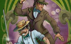 Emilio Salgari e Sherlock Holmes insieme a Cartoomics