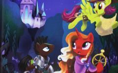 Il gioco di ruolo dei My Little Pony presto in Italia