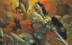 In edicola e fumetteria la nuova collana di Conan il barbaro
