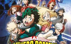 My Hero Academia - The movie. Two Heroes