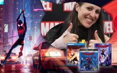 Un week-end dedicato a Spider-Man: Un nuovo universo con Sara Pichelli