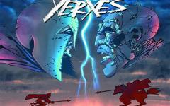 Xerxes: La Caduta della casa di Dario e L'ascesa di Alessandro è in libreria e fumetteria
