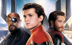 Arriva un nuovo poster per Spider-Man: Far From Home