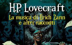 Dal 20 giugno arriva La musica di Erich Zann e altri racconti di Sergio Vanello