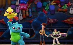 Toy Story 4 è al cinema!