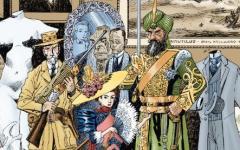 Ritorna La Lega degli Straordinari Gentlemen, il fumetto culto di Alan Moore e Kevin O'Neill