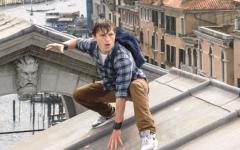 Arriva al cinema Spider-Man: Far From Home