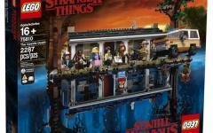 LEGO 75810 Stranger Things - Il sottosopra