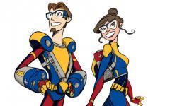 Le nuove mascotte Varta arrivano dalla Scuola del Fumetto