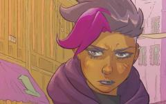 Il 24 settembre 2019 arriva Tiresia di Lucio Staiano e Claudio Avella, ultimo fumetto della collana dedicata ai supereroi di Shockdom