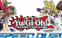 Yu-Gi-Oh: arriva Speed Duel