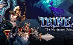 Il nuovo trailer di Trine 4: The Nightmare Prince