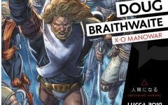 Lucca Comics & Games: ospite Doug Braithwaite