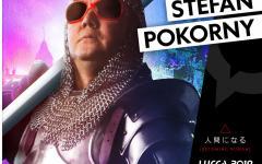 Stefan Pokorny ospite a Lucca Comics & Games 2019