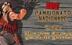 Lucca Comics & Games presenta il Torneo Nazionale di BANG!
