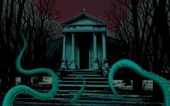 La tomba. Il nuovo adattamento a fumetti da H.P. Lovecraft