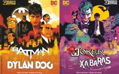 Dylan Dog e Batman! Ecco il primo crossover SBE e DC Comics a Lucca Comics & Games