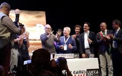Sir Patrick Stewart arriva a Lucca Comics 2019 per la presentazione della nuova serie Star Trek: Picard