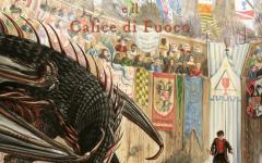 Edizione illustrata per Il calice di fuoco di J.K. Rowling