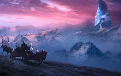 Frozen II – Il Segreto di Arendelle, al cinema