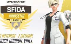 Overwatch: Sfida Rinascita di Mercy