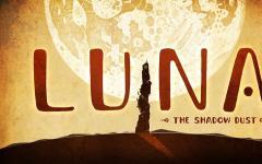 LUNA The Shadow Dust, un videogioco animato a mano