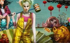 Arriva al cinema Birds of Prey e la fantasmagorica rinascita di Harley Quinn