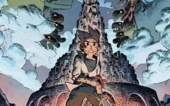 Il fantasy adulto Kairos è in libreria e fumetteria
