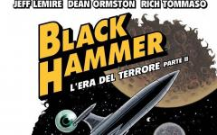 Il quarto volume di Black Hammer chiude la serie di Jeff Lemire e Dean Ormston!
