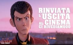 Rinviata a data da destinarsi l'uscita di Lupin III – The First
