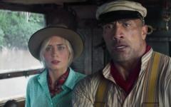 Il nuovo trailer del film Jungle Cruise