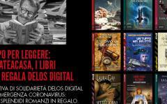 Tempo per leggere: #stateacasa, i libri ve li regala Delos Digital