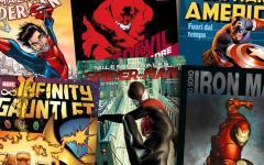 #acasaconPaniniComics con i fumetti Marvel