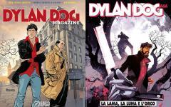 Doppio appuntamento con Dylan Dog 403 e il magazine 2020