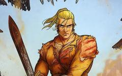 Dragonero – La principessa delle sabbie