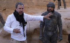 Dune: le spettacolari immagini dal set del film di Denis Villeneuve
