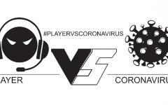 Lucca Comics e Games a Player Vs Coronavirus