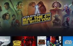 Star Wars Day: su Disney+ le concept art originali della saga