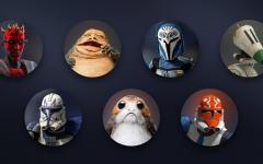 Star Wars Day: 7 nuovi avatar su Disney+