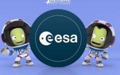Private Division e l'Agenzia Spaziale Europea per l'aggiornamento di Kerbal Space Program