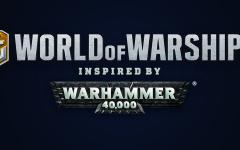 Warhammer 40.000 invade World of Warships