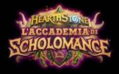 Hearthstone: arriva l'Accademia di Scholomance