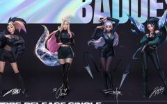 League of Legends: il gruppo pop K/DA annuncia il suo ritorno