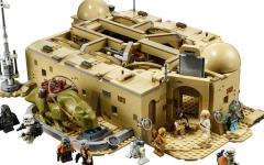 Arriva la taverna di Mos Eisley LEGO