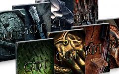 La serie completa del Trono di Spade arriva in steelbook