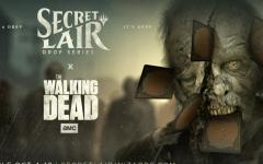 The Walking Dead invade Magic: The Gathering