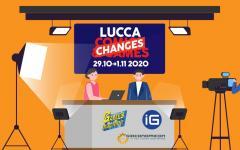 Lucca Changes presenta IoGioco@Lucca e Tgm@Lucca