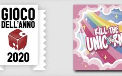 Kill the Unicorns è il Gioco dell'Anno 2020